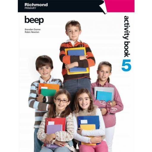 BEEP 5 ACTIVITY BOOK PACK VV.AA.