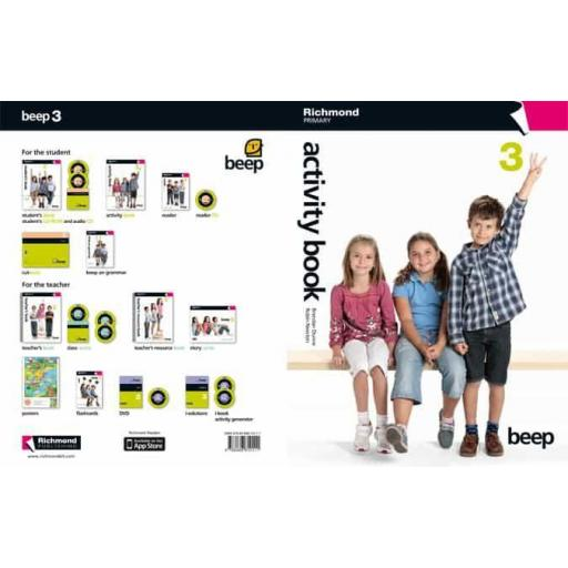 BEEP 3 ACTIVITY BOOK PACK VV.AA.