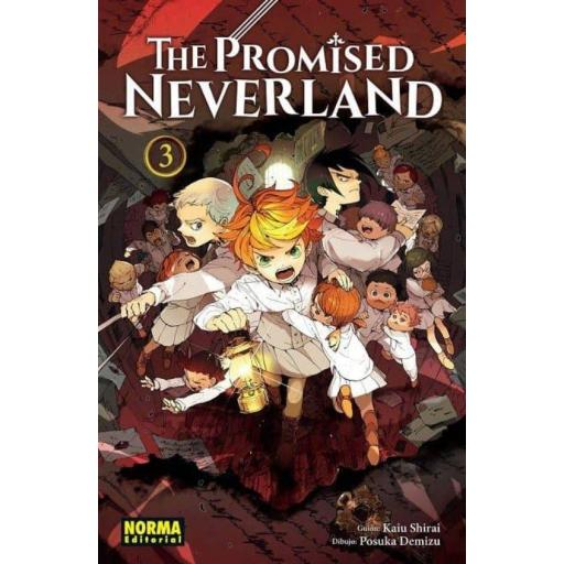 THE PROMISED NEVERLAND 3 VV.AA.