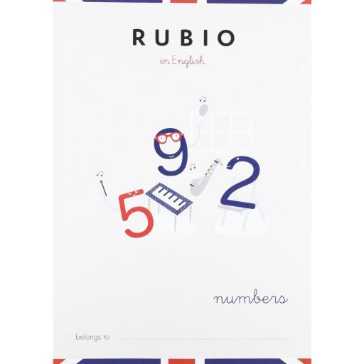 RUBIO IN ENGLISH NUMBERS