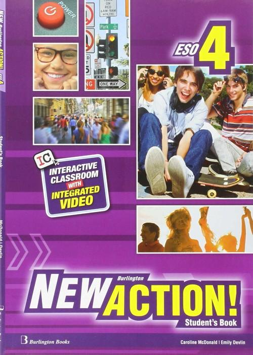 ACTION 4 ESO STUDENT S BOOK MEC ED 2016 ED 2016 VV.AA.