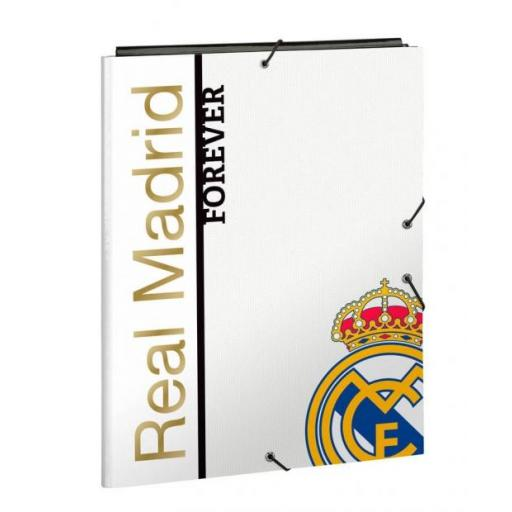CARPETA ANILLAS REAL MADRID 1º