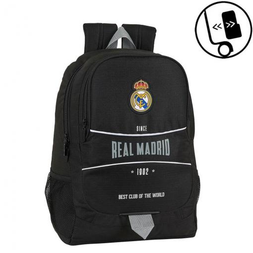 MOCHILA REAL MADRID 1902 ADAPTABLE