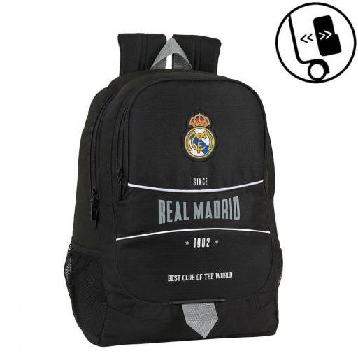 MOCHILA REAL MADRID 1902 ADAPTABLE [0]