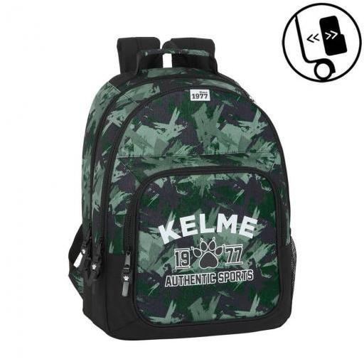MOCHILA KELME AUTHENTIC DOBLE [0]