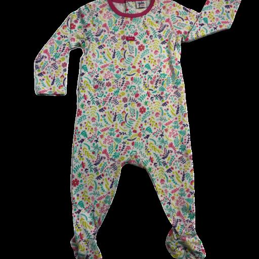 Pijama de niña Flowers