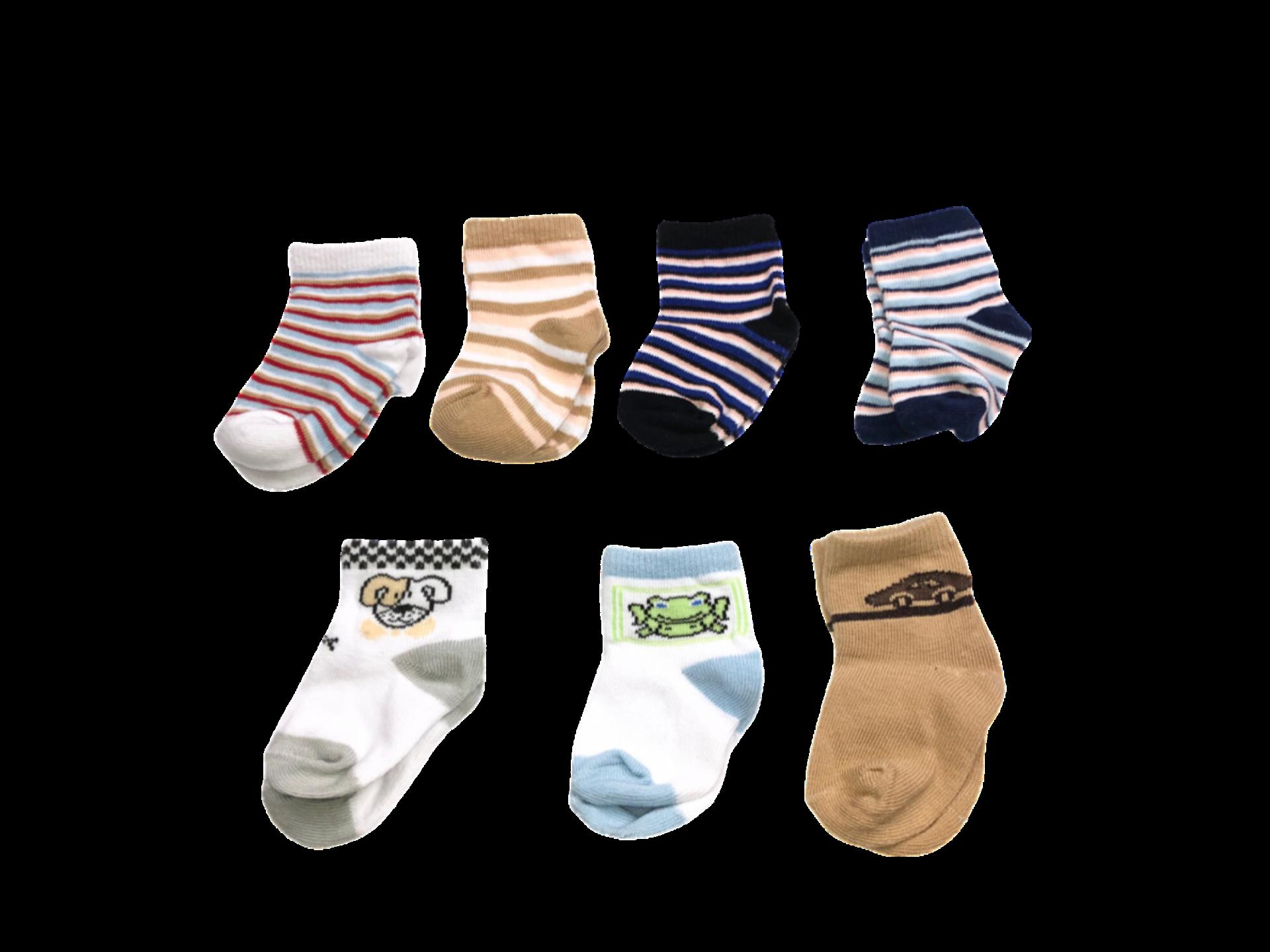 Conjunto de calcetines de niño Perrito
