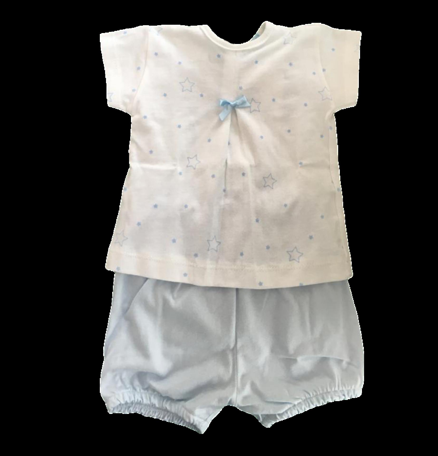 Conjunto polaina y camiseta Stars