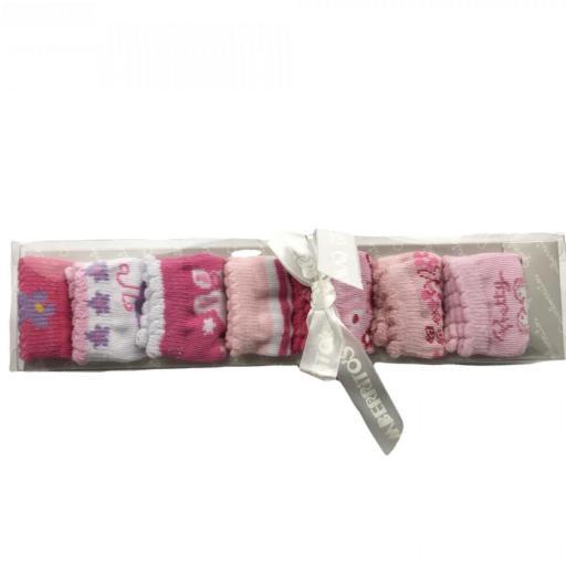 Conjunto de calcetines de niña Pretty [1]