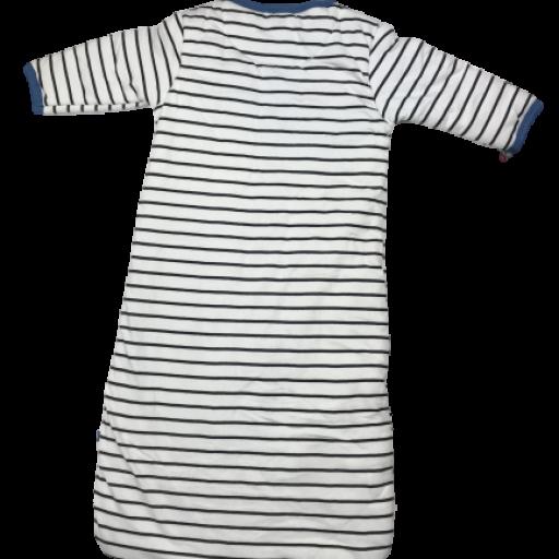 Pelele-Saco para domir unisex en algodón Lines [1]
