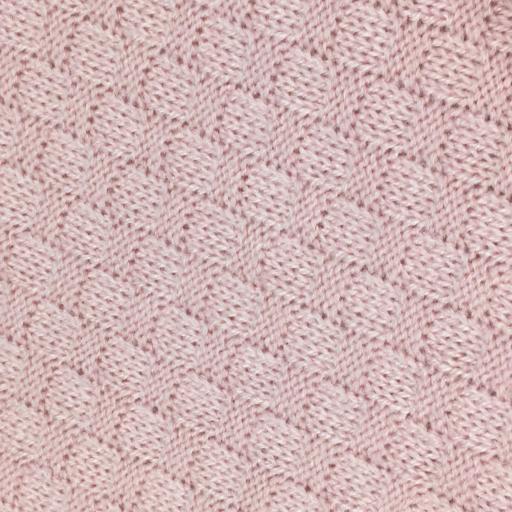 Saco lencero con puntilla para cochecito en rosa-maquillaje [2]