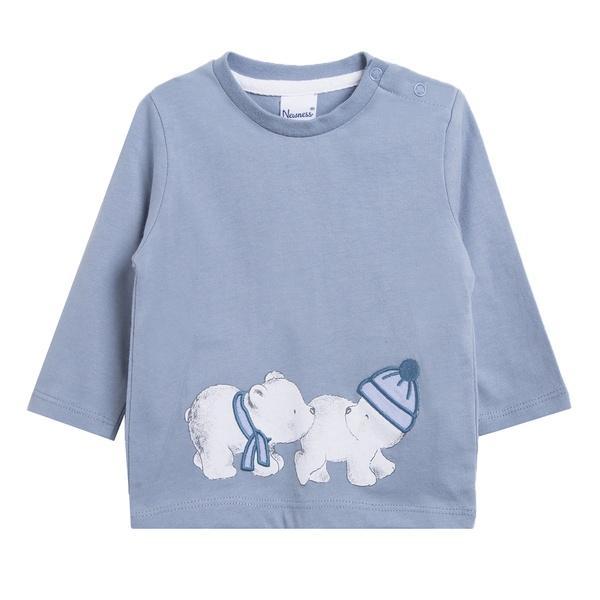 Camiseta de niño manga larga Bears Playing