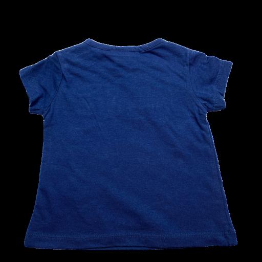 Camiseta de niña marino Minnie [1]