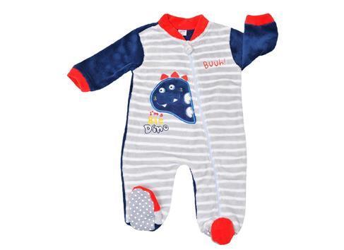 Pijama manta para niño Dino