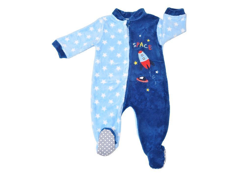 Pijama Manta para niño Space
