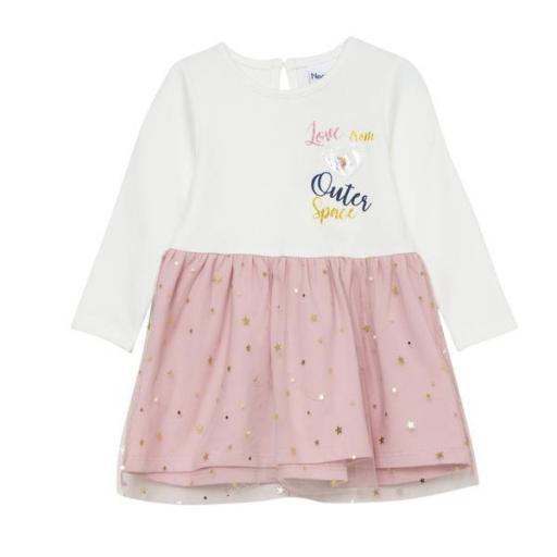 Vestido de niña Princess Star