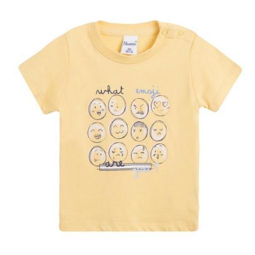 Conjunto peto y camiseta Emoji [3]