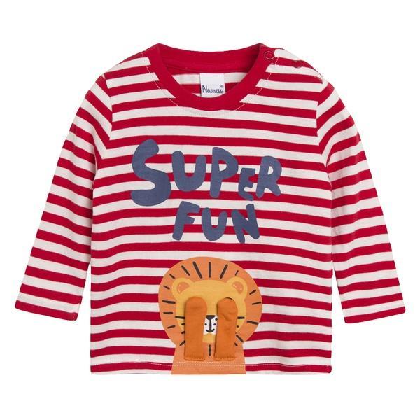 Camiseta de niño manga larga Super Fun