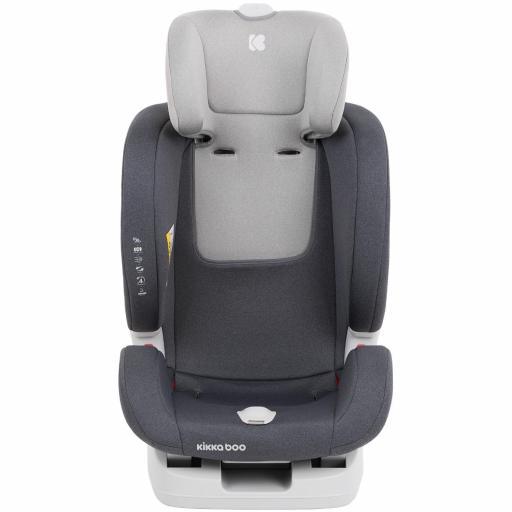 Silla de coche 4 in 1 0-1-2-3 (0-36 kg) Dual Gris [2]