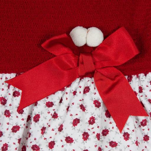 Vestido de niña Roses [1]