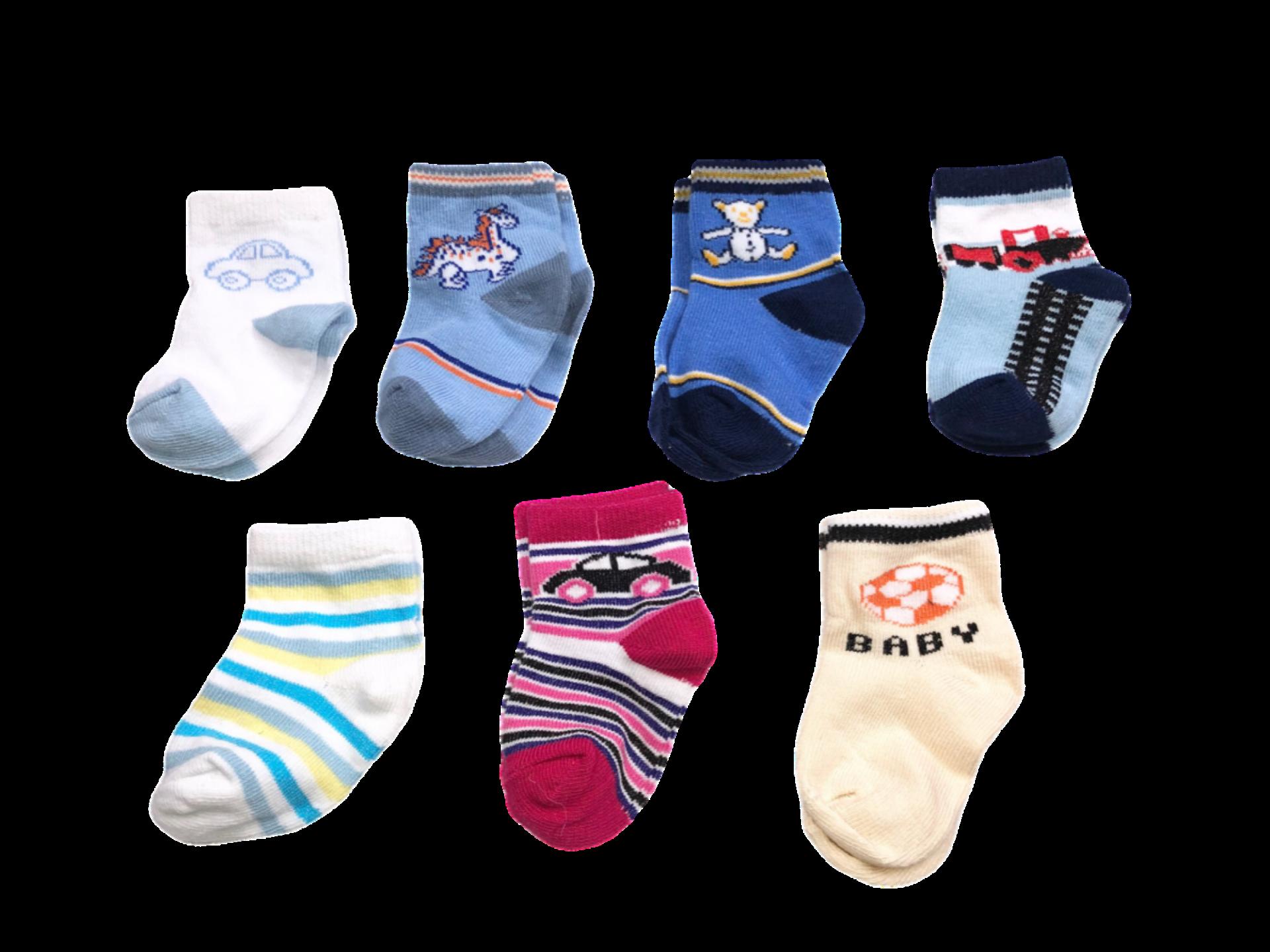 Conjunto de calcetines de niño Ovejita