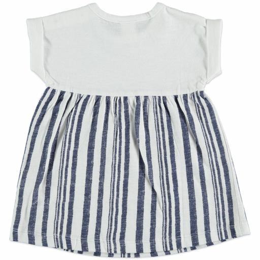 Vestido de niña Marino [1]