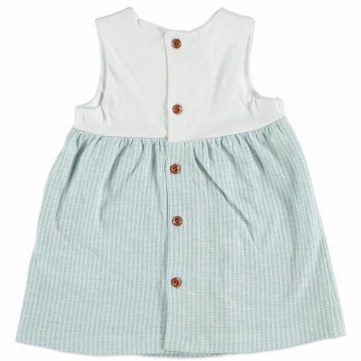 Vestido Blue Pockets [1]