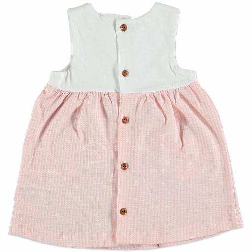 Vestido Pink Pockets [1]