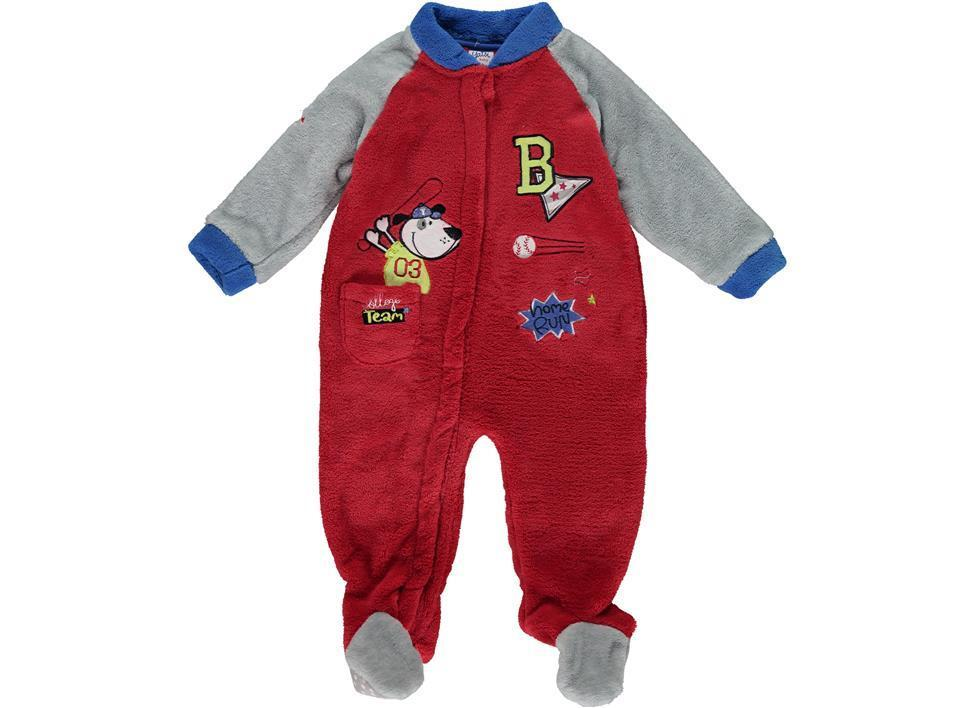 Pijama Manta para niño Baseball