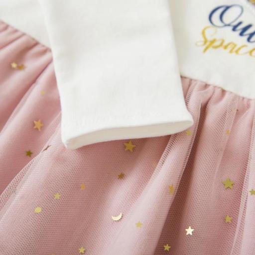Vestido de niña Princess Star [3]