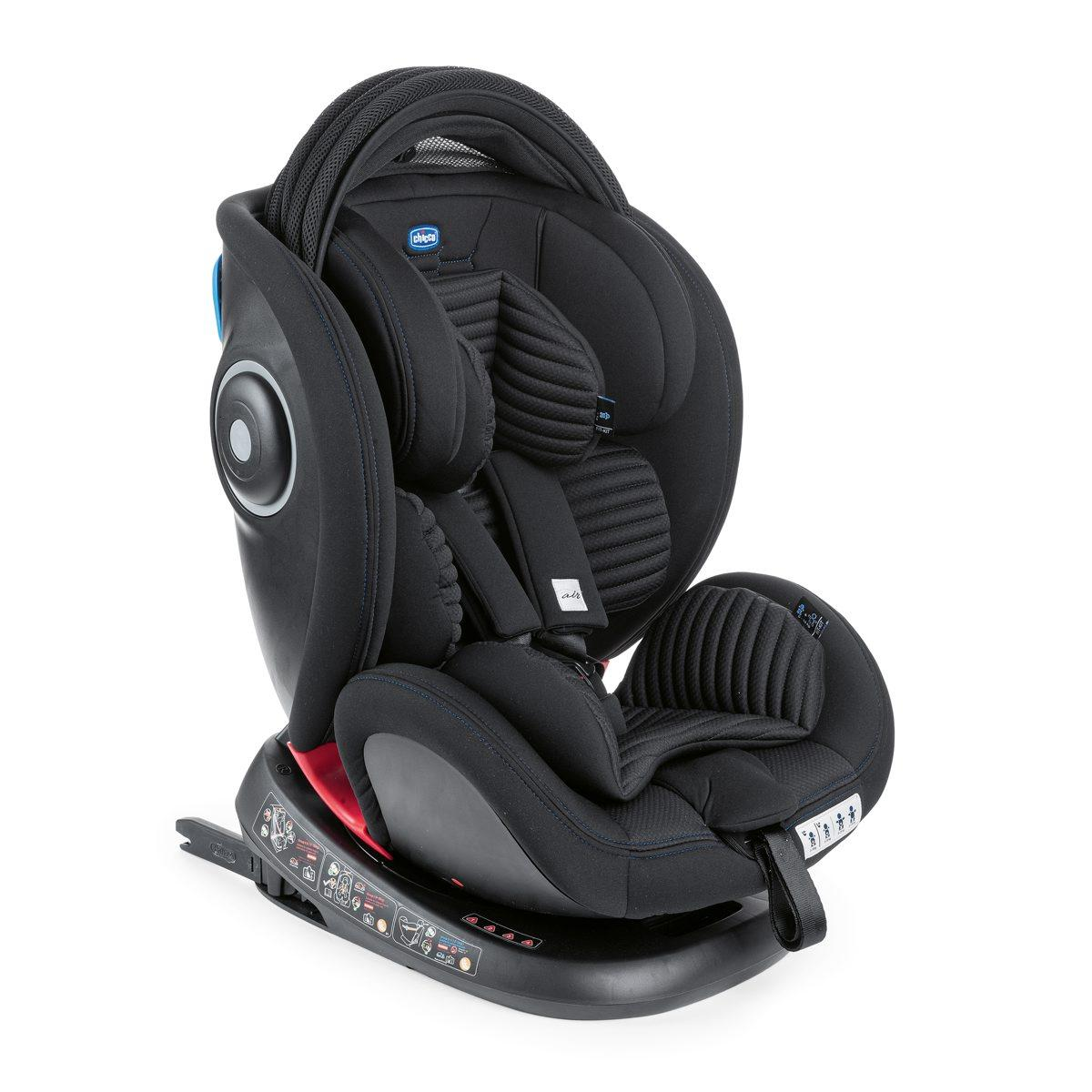 Sillita coche Seat4Fix AIR - Gr.0+/1/2/3 (0-36 Kg)