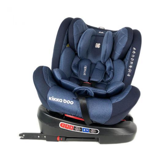 Silla de coche Armadillo 0-1-2-3 (0-36 kg) Azul [1]