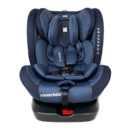 Silla de coche Armadillo 0-1-2-3 (0-36 kg) Azul