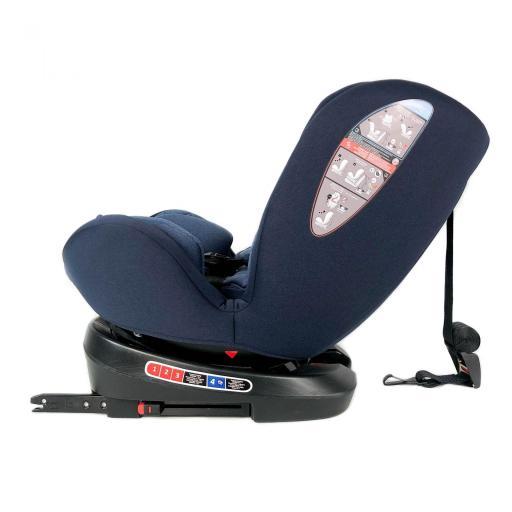 Silla de coche Armadillo 0-1-2-3 (0-36 kg) Azul [2]
