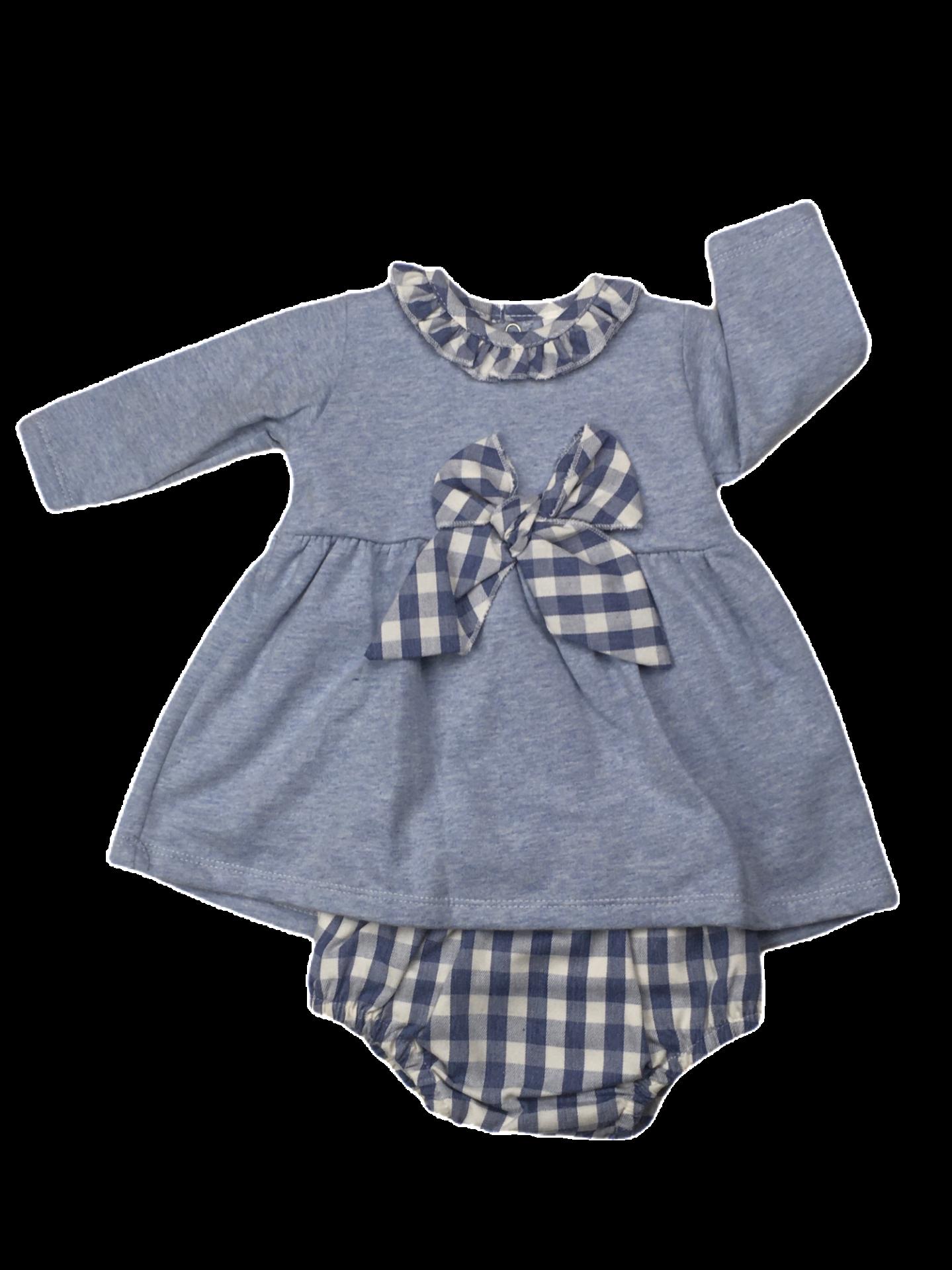 Vestido de niña Blue Ribbon