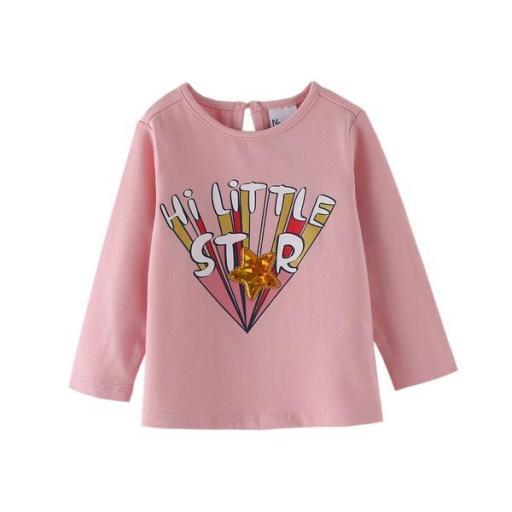 Camiseta de niña Little Star