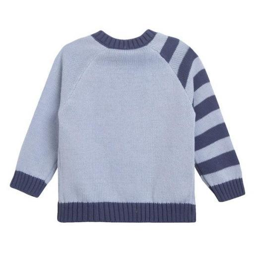Jersey de niño en azul Blue Star [1]