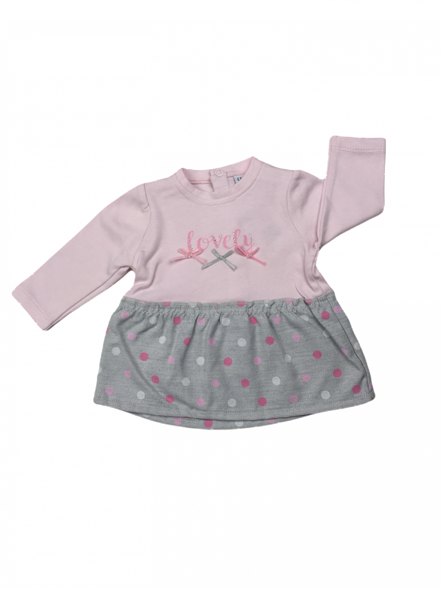 Vestido de niña Moles