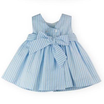 Vestido de niña en azul Summer [1]