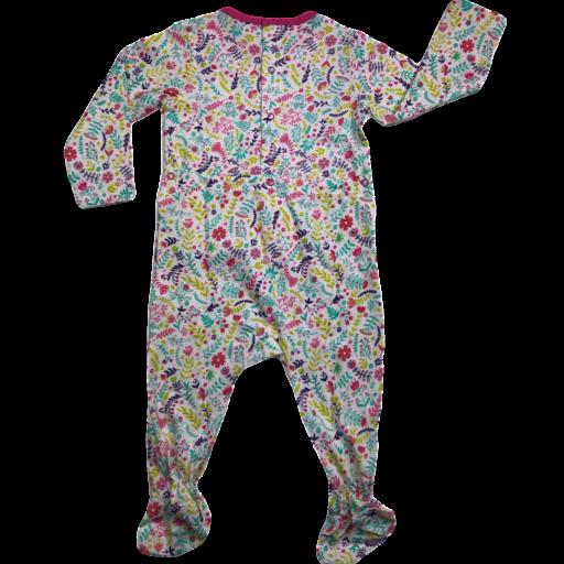 Pijama de niña Flowers [1]