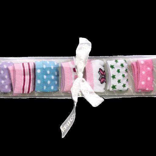 Conjunto de calcetines de niña Butterfly [1]