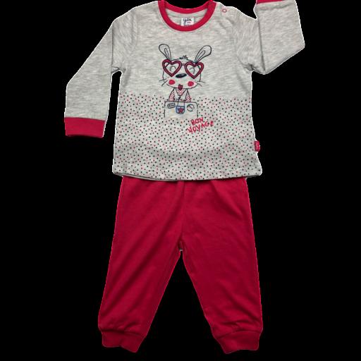 Pijama de niña Bon Voyage