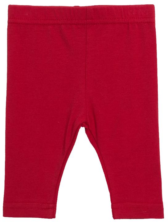 Legging niña rojo