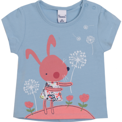 Camiseta de niña Conejita