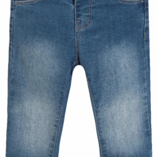 Pantalón largo de niño vaquero denim