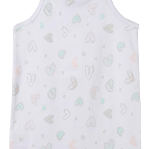 Pijama de niña corazones [1]