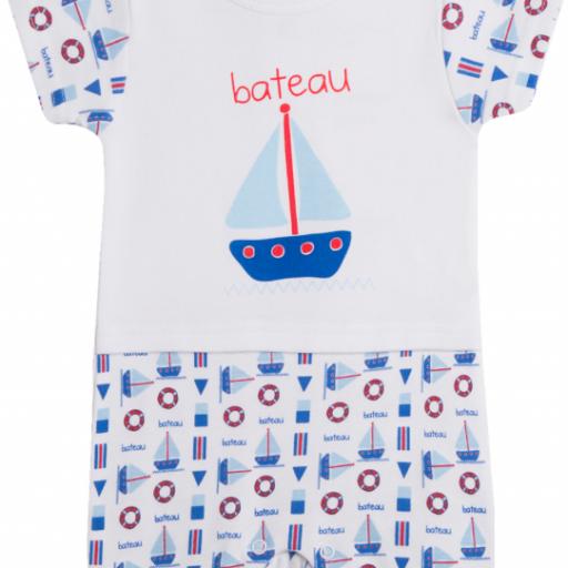 Pijama de niño Vela