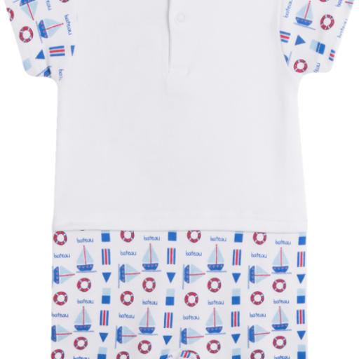 Pijama de niño Vela [1]