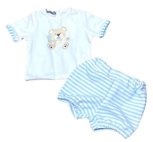 Conjunto primera puesta niño 2 piezas Baby Bear