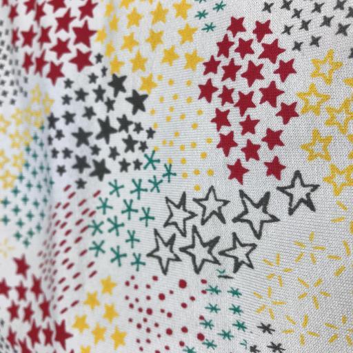 Vestido de niña Stars [3]